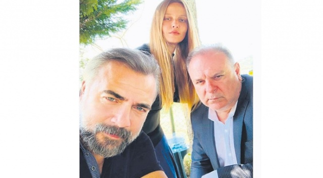 Eşkıya Dünyaya Hükümdar Olmaz'ın yeni yıldızı Naz Elmas paylaştı! Sosyal medya yıkıldı! İşte o kare...