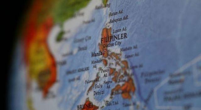 Filipinler'de 5,3 büyüklüğünde deprem