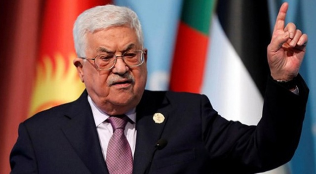 """Filistin Devlet Başkanı Abbas'dan ilhak açıklaması: """"Tüm anlaşmalar biter"""""""