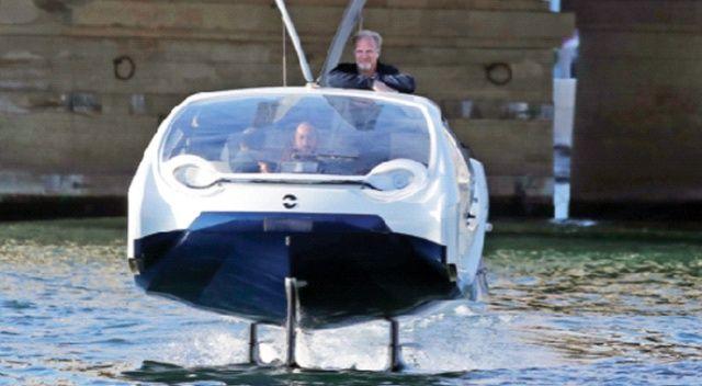 Fransa'dan Yeni nesil deniz taksi