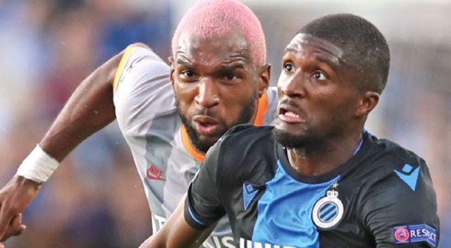 Galatasaray, Brugge karşısında önemli fırsatlar harcadı