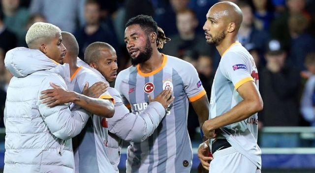 Galatasaray'dan ilk maçta dev kazanç