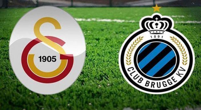 Galatasaray ile Club Brugge tarihlerinde 3. kez karşı karşıya geliyor