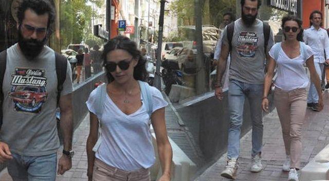 Hande Ataizi'den gazetecilere tepki