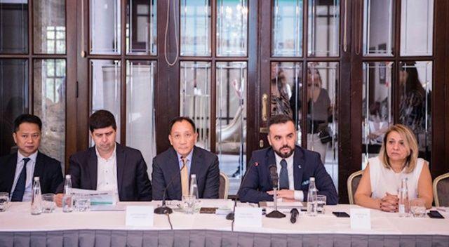 Hong Kong'lu fuar devi Türk firmalar için geldi