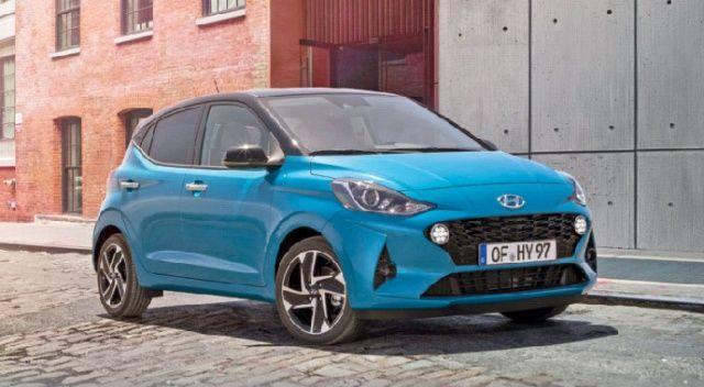 Hyundai i10'da büyük değişim