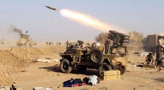 Irak'ta 15 DEAŞ'lı terörist öldürüldü