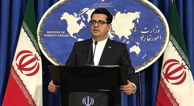 İran Dışişleri Sözcüsü: 'Ruhani ile Trump arasında görüşme olmayacak'