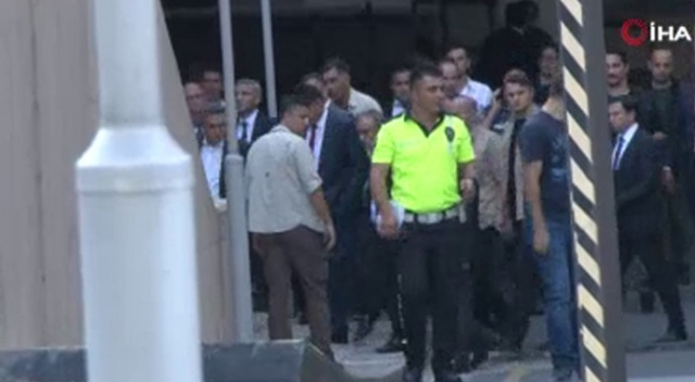 İstanbul Adliyesi'nde intihara teşebbüs eden güvenlik görevlisi kurtarılamadı