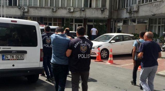 İstanbul'da 3 ilçede hırsızlık yapan şahıslar cezaevi ziyaretinde yakalandı
