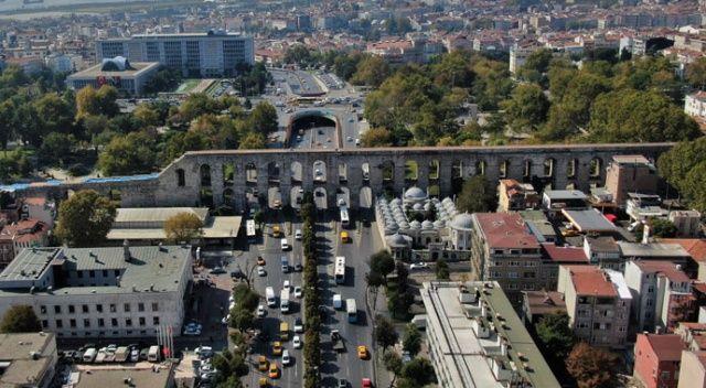 İstanbul'un göbeğinde tarihi buluntulara ulaşıldı
