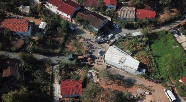 İstanbul Valiliği 315'ini tespit etmişti! Yıkımına başlandı
