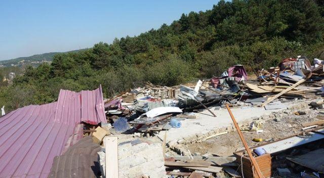 İstanbul Valiliği açıkladı: 315 kaçak yapının yıkımı tamamlandı