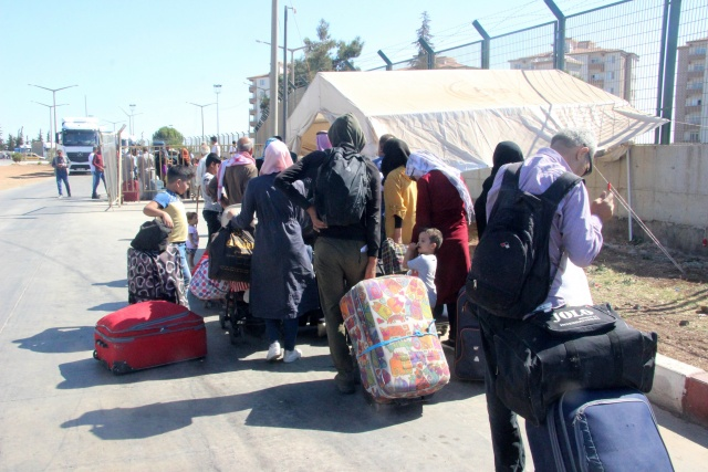 Kadıoğlu: 'Başka illere giden Suriyelilere karşı taviz söz konusu değil'