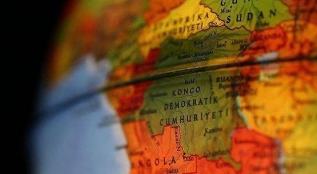 Kongo Demokratik Cumhuriyeti'nde tren kazası: 50 ölü