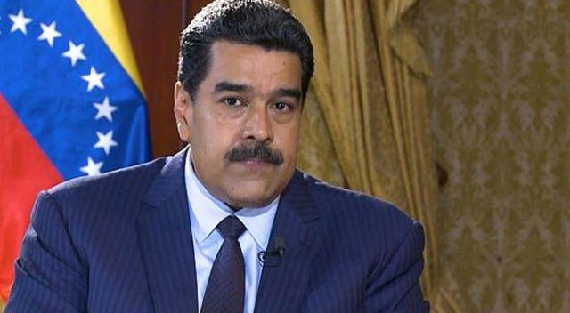 Maduro: Muhalefet sözünü tutmadı