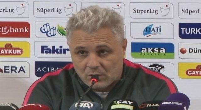 Marius Sumudica: 'Beşiktaş maçından daha zor oldu'