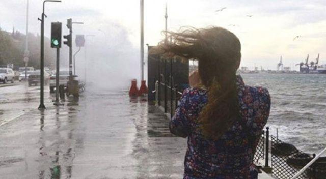 AKOM'dan İstanbul'a kuvvetli fırtına uyarısı