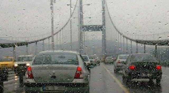 Meteoroloji uyardı! İstanbul'da gök gürültülü sağanak bekleniyor (16 Eylül 2019 hava durumu)