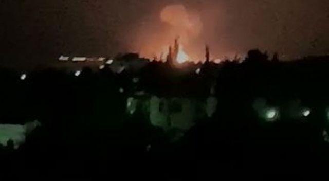 Millî Savunma Bakanlığından KKTC'deki yangına ilişkin açıklama