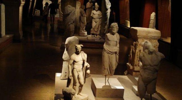Müze ziyaretleri ücretsiz