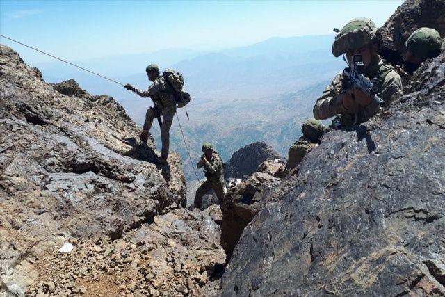 Pençe-3 Harekâtı kapsamında 2 terörist daha etkisiz hale getirildi