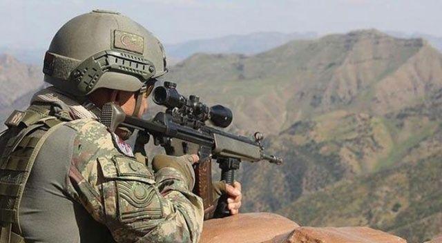 Pençe-3 Harekatı'nda 2 PKK'lı terörist etkisiz hale getirildi