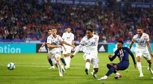 PSG, Lyon deplasmanında kazandı