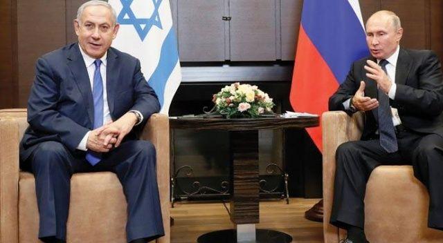 Putin'den dikkat çeken İsrail ve Netanyahu açıklaması