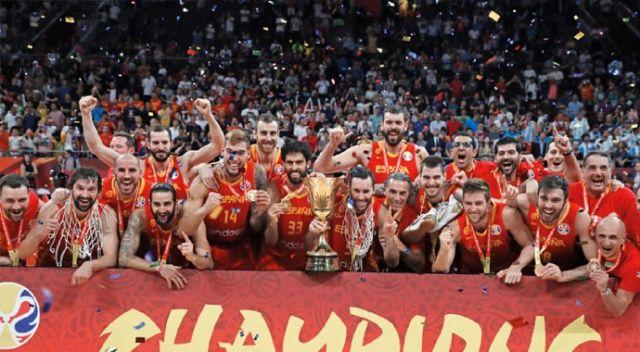 Şampiyon İspanya