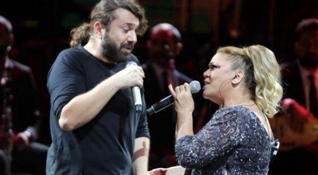 Şarkıcı Kibariye, eşinin borçları hakkındaki sorulara tepki gösterdi