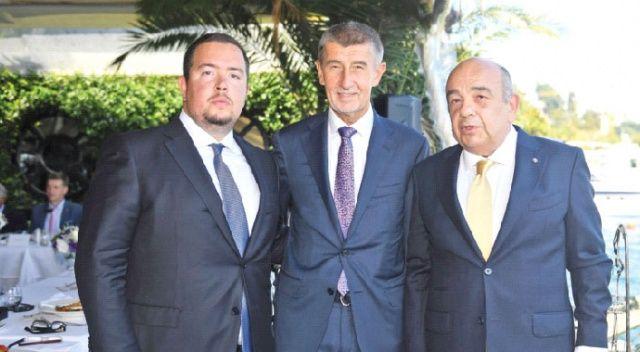 Skoda Türkiye'den Çekya Başbakanı Babis'e Boğaz'da sürpriz doğum günü