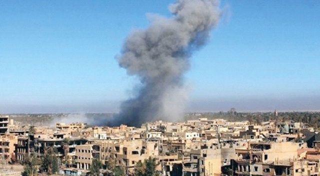 Suriye'de hesaplaşıyorlar
