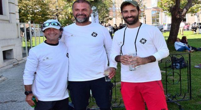 Turkcell Platinum Bosphorus Cup'a ünlüler akın etti