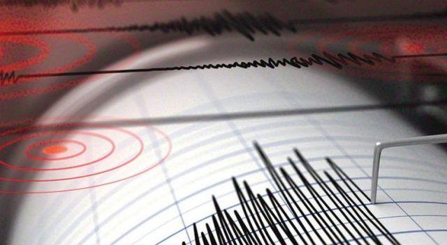 Türkiye sınırında peş peşe depremler