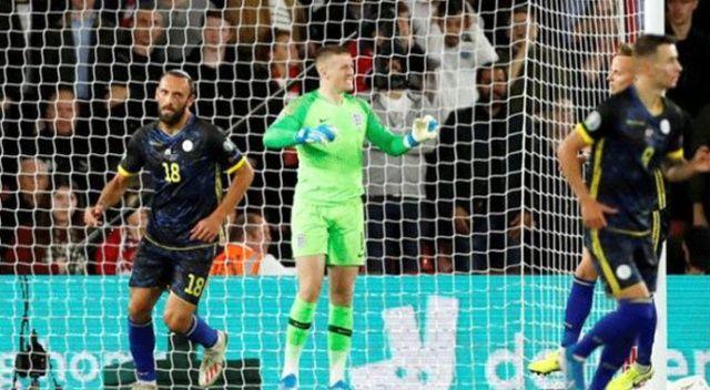 Vedat Muriç, İngiltere karşısında şov yaptı!