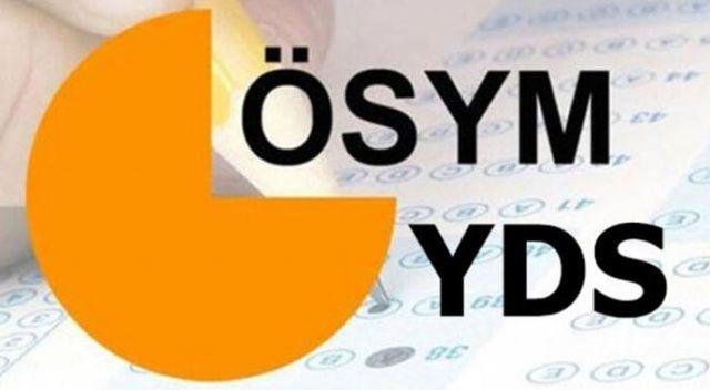 YDS temel soru kitapçığı ve cevap anahtarı yayımlandı