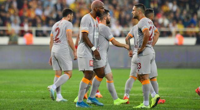 Yeni Malatyaspor 1 - 1 Galatasaray