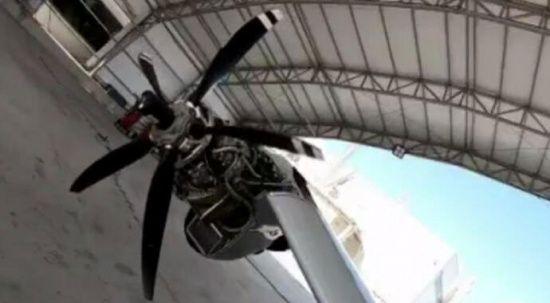 Akıncı İnsansız Hava Aracının test işlemi bitti