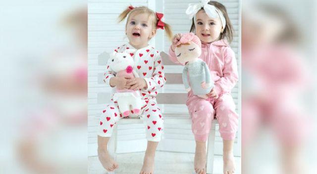 110 ülkeden  çocuk giyimi  için geliyorlar