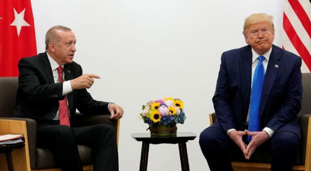 ABD Başkanı Trump: 'Erdoğan 13 Kasım'da konuğum olacak'