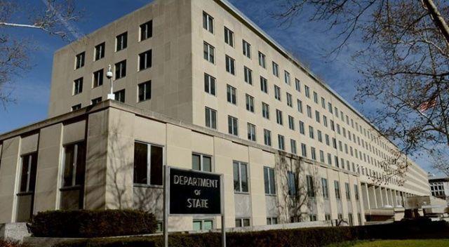 ABD Dışişleri Bakanlığından 'harekatı onaylamıyoruz' açıklaması