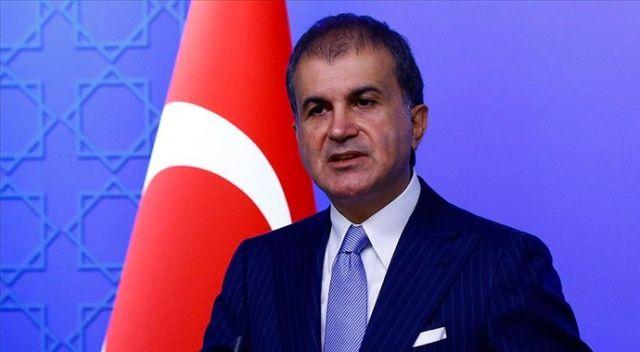 AK Parti Sözcüsü Çelik: Sivilleri katletmek PKK'nın sicilidir