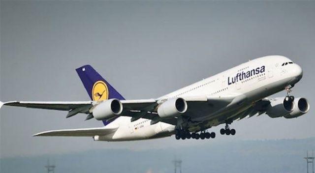 Alman devi personelini tehdit etti:  Lufthansa'da zam isteyen personele skandal