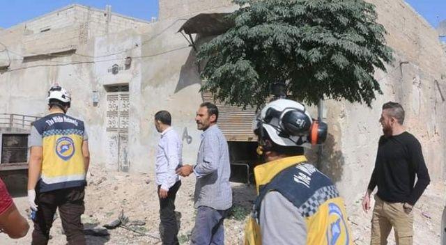 Azez'de PKK sivillere saldırdı: 3 yaralı