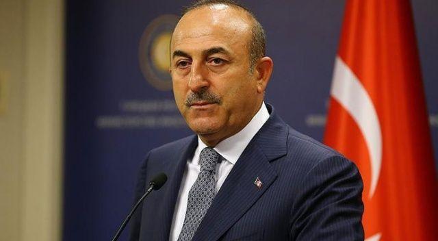 Bakan Çavuşoğlu, Rusya Duması Başkanı Volodin ile görüştü