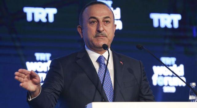 Bakan Çavuşoğlu: Tarihimizde kimyasal silah kullanmadık