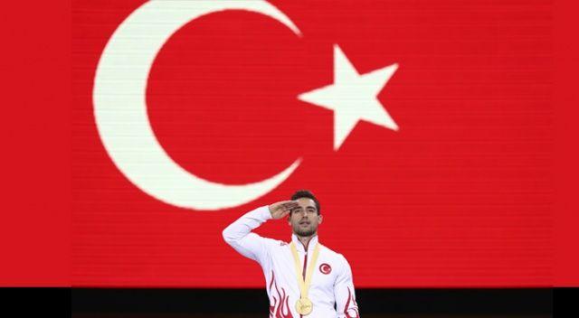 Bakan Kasapoğlu İbrahim Çolak'ı telefonla arayarak tebrik etti