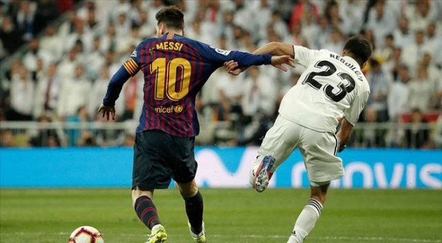 Barcelona Real Madrid maçının tarihi belli oldu