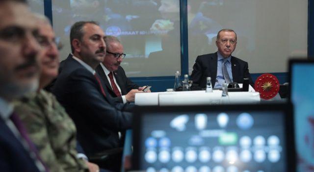 Barış Pınarı Harekatı Koordinasyon Toplantısı sona erdi